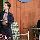 Annie Potts and Iain Armitage in Young Sheldon (2017)