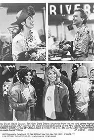 Teri Garr, Dana Delany, Shelley Duvall, and David Cassidy in An American Saturday Night (1991)