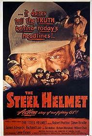 Gene Evans in The Steel Helmet (1951)