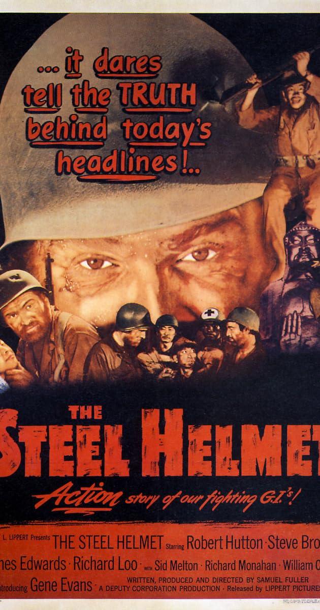 The Steel Helmet (1951) - IMDb