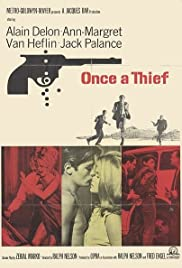 Once a Thief (1965) Poster - Movie Forum, Cast, Reviews