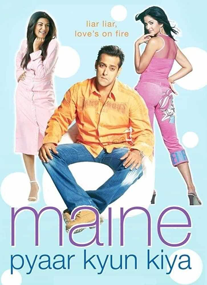 Maine Pyaar Kyun Kiya (2005) Hindi 1080p HDRip x264 AAC – 1.30 GB