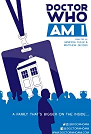 Doctor Who Am I Poster