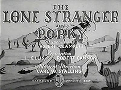 The Lone Stranger and Porky USA