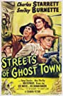 Streets of Ghost Town (1950) Poster