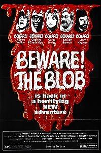 Must watch english movies Beware! The Blob [1280x720p]