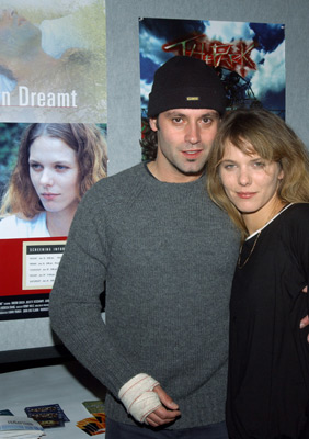 Andoni Gracia and Juliette Deschamps at an event for What Sebastian Dreamt (2004)