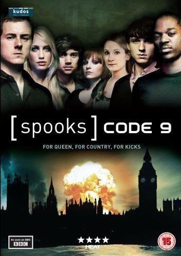 Šnipai: 9 kodas (1 Sezonas) / Spooks: Code 9 Season 1