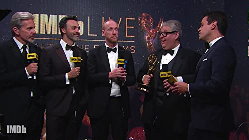 """""""Veep"""" Cast Enjoys a Three-Peat"""