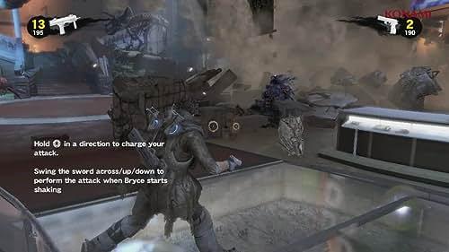 Neverdead (Gameplay)