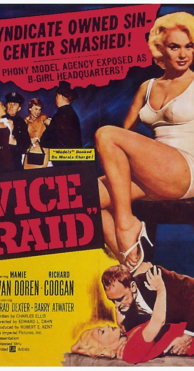 Vice Raid (1959) Subtitles