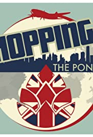 Hopping the Pond Poster