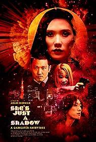 Haruka Abe, Mercedes Maxwell, Tao Okamoto, Kihiro, Kentez Asaka, Marcus Johnson, and Haruna Ayane in She's Just a Shadow (2019)