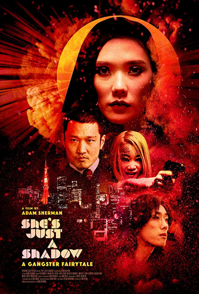 18+ She's Just a Shadow (2019) English 720p HDRip 800MB ESubs Download