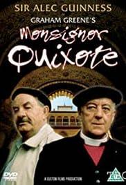 Monsignor Quixote Poster