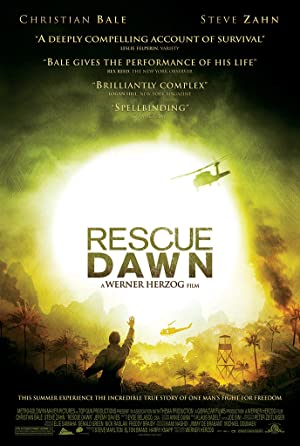 Rescue Dawn Poster Image