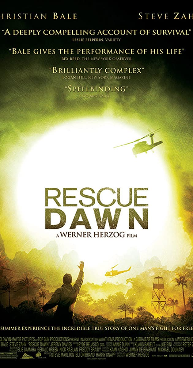 Watch Full HD Movie Rescue Dawn (2006)