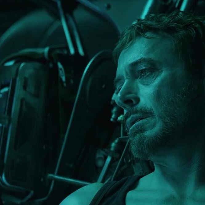 Robert Downey Jr. in Avengers: Endgame (2019)
