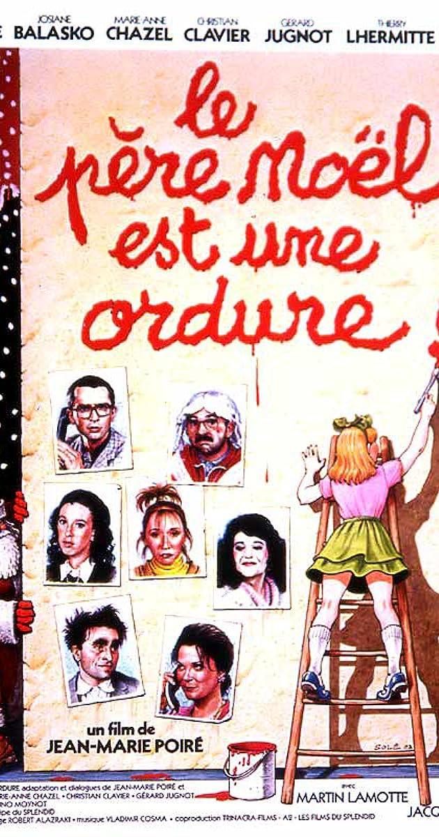 Le Père Noël Est Une Ordure 1982 Imdb