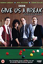 Give us a Break Poster