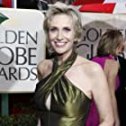 Jane Lynch at an event for Golden Globe Awards (2010)