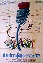 Il microfono è vostro