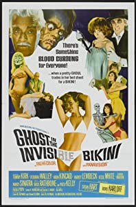 Direct downloadable movies The Ghost in the Invisible Bikini by William Asher [mov]