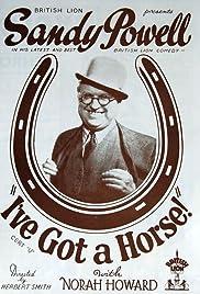 I've Got a Horse Poster