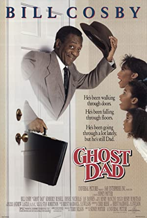Where to stream Ghost Dad