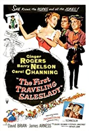 The First Traveling Saleslady (1956) Poster - Movie Forum, Cast, Reviews