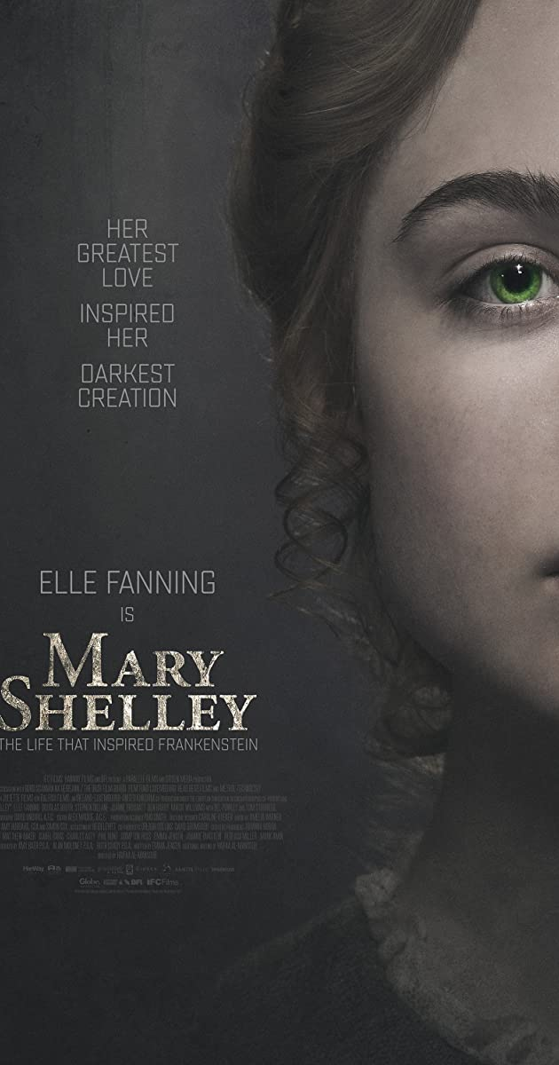 Merė Šeli (2017) / Mary Shelley