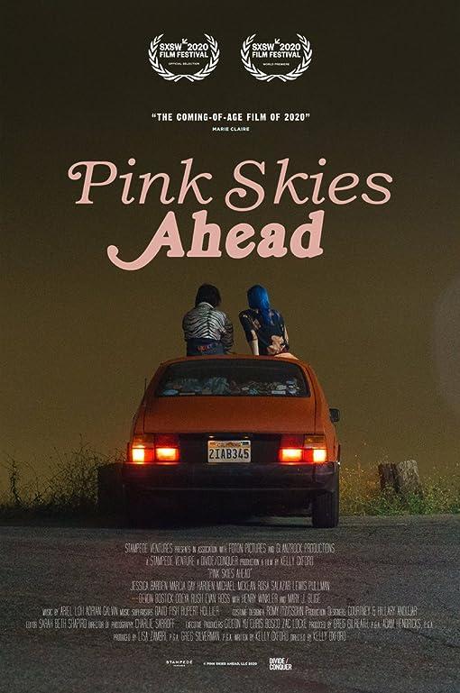 Pink Skies Ahead Image