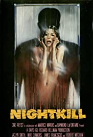 Nightkill (1980) Poster - Movie Forum, Cast, Reviews