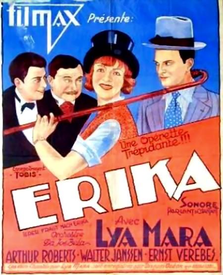 Jeder fragt nach Erika (1931)