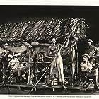 Douglas Fairbanks Jr., Vincent Price, George Sanders, George Bancroft, Gene Garrick, and Francis McDonald in Green Hell (1940)