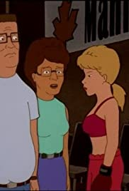 Boxing Luanne Poster