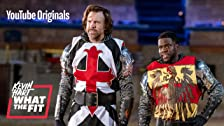Jousting with Jason Sudeikis