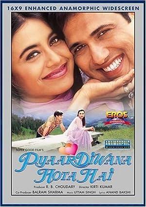 Govinda Pyaar Diwana Hota Hai Movie