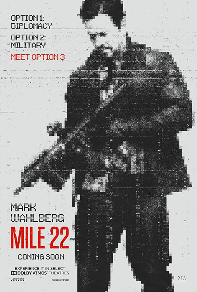 Mile 22 (2018) BluRay [Hindi – English] Dual Audio x264 AAC Esub