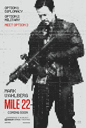 Where to stream Mile 22