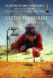 Little Terrorist Poster
