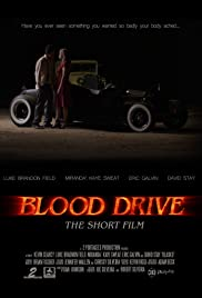 Blood Drive: The Short Film Poster
