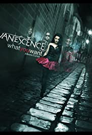 Evanescence: What You Want Poster