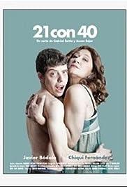 21 con 40 Poster