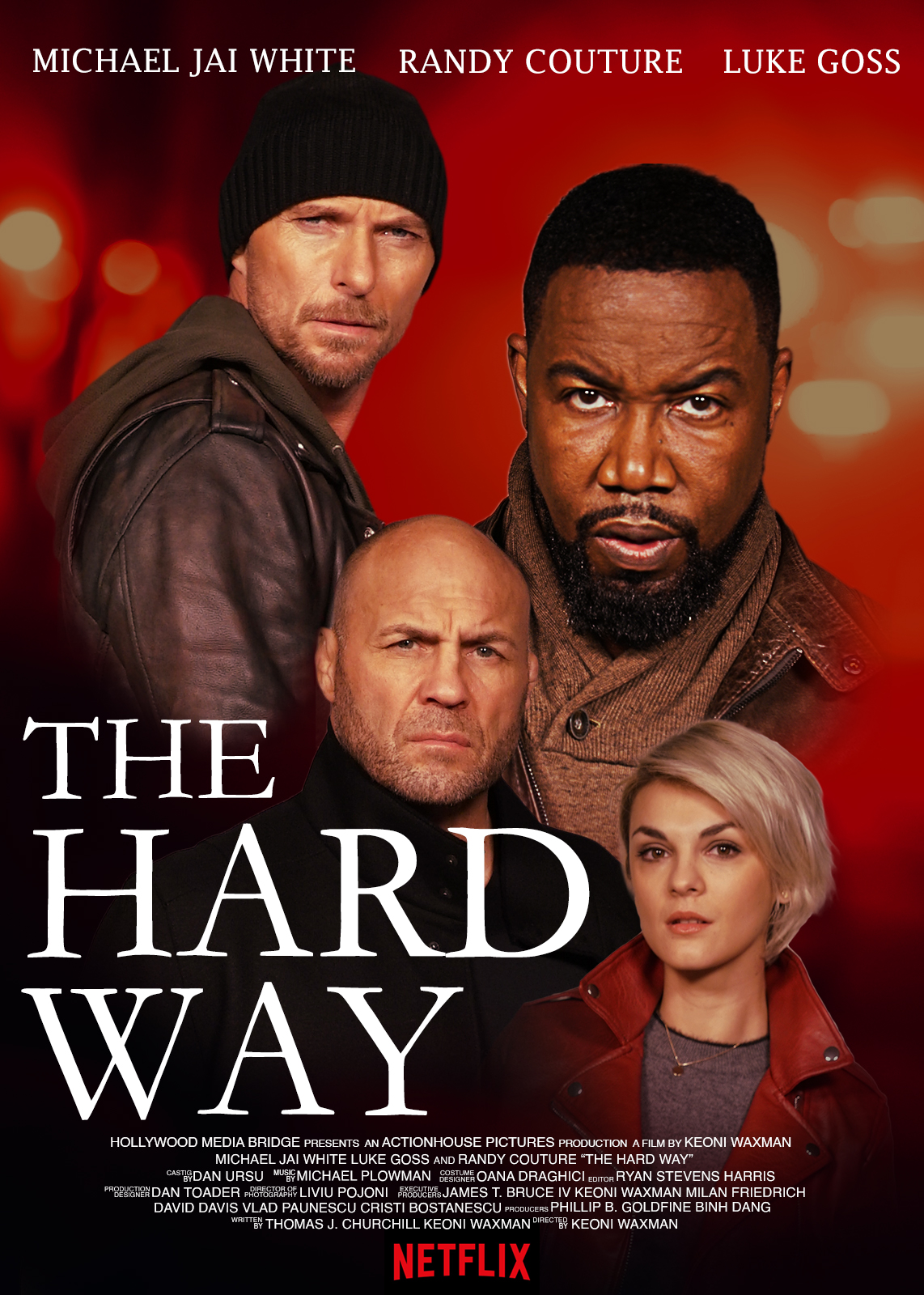 The Hard Way 2019 Imdb