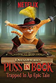 Puss in Book: Trapped in an Epic Tale (2017)