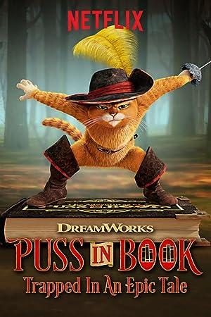 鞋貓劍客:魔法書中逃 | awwrated | 你的 Netflix 避雷好幫手!
