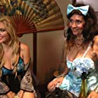 Bouvier and Jacqueline Cereceres in Club Lingerie (2014)