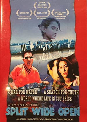 Crime Split Wide Open Movie