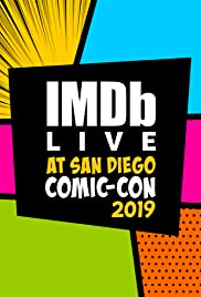 IMDb LIVE at San Diego Comic-Con 2019 Poster